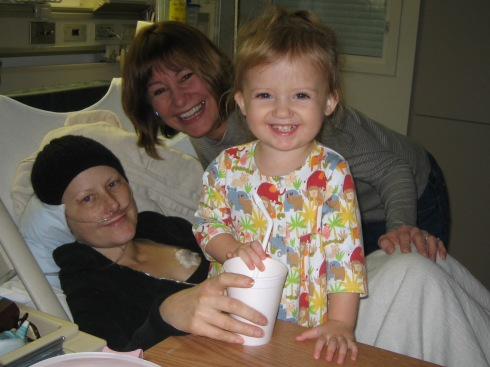 2008-10-29 mama, grandmamie & nugget