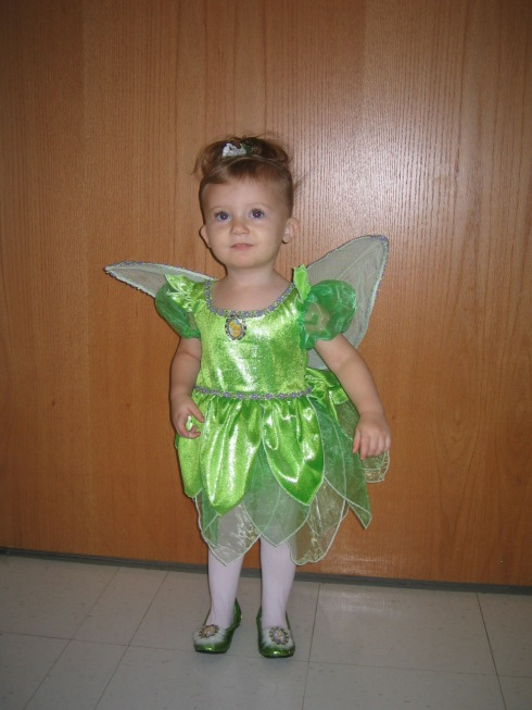 tinker bell is here!