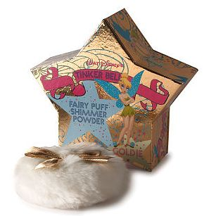 fairy puff shimmer powder