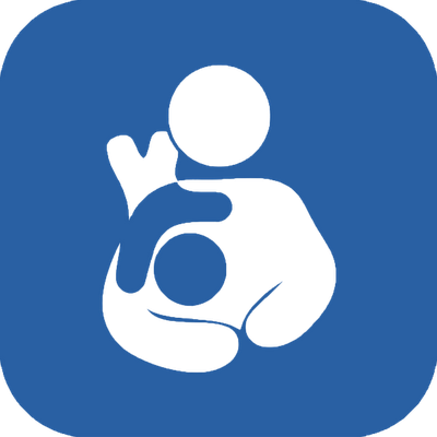 international breastfeeding symbol: toddler version